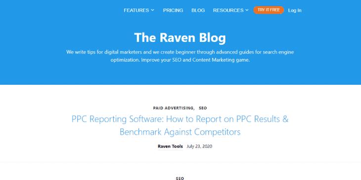 the ravel blog